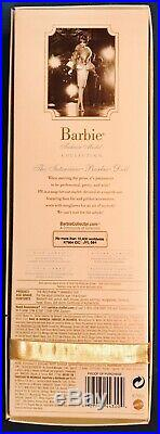 SILKSTONE Barbie THE INTERVIEW Gold Label 2007 #K7964 NRFB