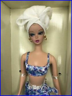 SPA Getaway Silkstone Barbie Doll Giftset #B1319 New NRFB 2003 Mattel, Inc
