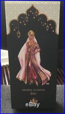Silkstone Arabian Glamour Barbie NRFB LE 50 2019 Portuguese convention Portugal