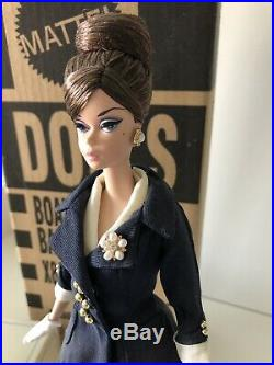 Silkstone Barbie Boater Ensemble BFMC Club Exclusive Limited Edition Doll Boxed