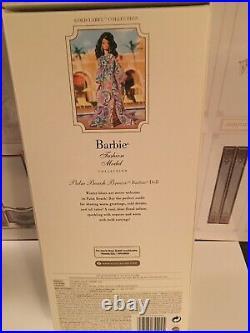 Silkstone Barbie Breeze Palm Beach Collection Series