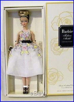 Silkstone Barbie Classic Cocktail Nrfb