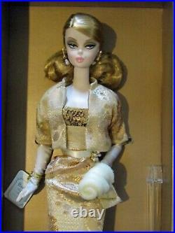 Silkstone Barbie Convention Golden Gala 2009 Le