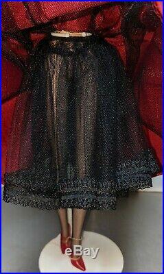 Silkstone Barbie FAO Schwarz 2008 Ravishing in Rouge Mint, No Box