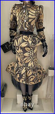 Silkstone Barbie Fashion Model Collection Luciana #BDH22 NRFB 2013 Gold Label