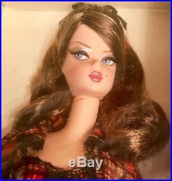 Silkstone Barbie HIGHLAND FLING Gold Label 2005 #J0939 NRFB