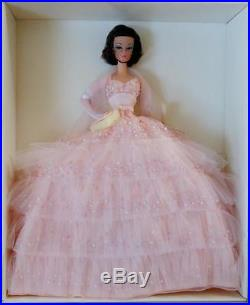 Silkstone Barbie In The Pink Dressed DollWith ShipperNIBNRFBRare