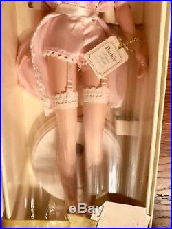 Silkstone Barbie PINK LINGERIE Fashion Model #4 Mattel 2001 #55498 NRFB