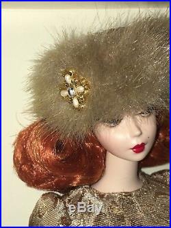 Silkstone Barbie Russian Collection Series Ekaterina Gold Label Holiday Sale
