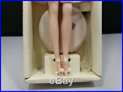 Silkstone Barbie The Ingenue Fashion Model Doll Platinum Hair Gold Label