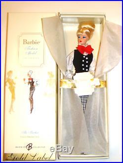 Silkstone Barbie The Teacher Barbie Doll Gold Label NRFB