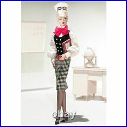 Silkstone Barbie The Teacher Nrfb