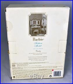 Silkstone Barbie Vanity Gold Label 2004 NRFB