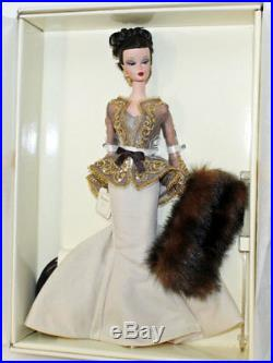 Silkstone Chataine Barbie Doll #B4425 NRFB 2002 Mattel FAO Schwarz exclusive