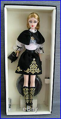 Silkstone Dulcissima Barbie doll NRFB IDC 2014 Italian Doll Convention Milan