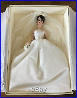 Silkstone Fashion Model Barbie Maria Therese Bride NRFB 2001 Limited Edition