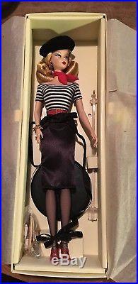 Silkstone Fashion Model Barbie The Artist