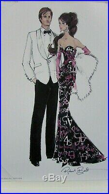 Silkstone Fashion Model Barbie and Ken 45th Anniversary GIFTSET NRFB NEW