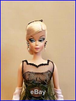Silkstone Fashion Model Collection Cocktail dress Barbie MIB complete