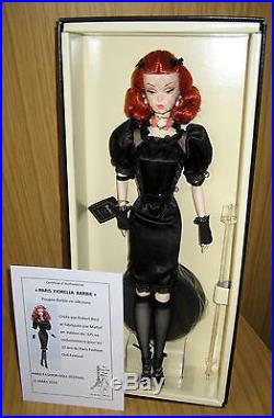 Silkstone Fiorella Barbie NRFB Paris 2014 Doll Festival convention 375 made