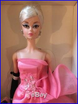 Silkstone Glam Gown Barbie Doll, #DGW58, 2016 NRFB Barbie Collector excl