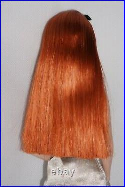 Silkstone Lingerie #6 Barbie Mattel doll rare Gold Label FMC redhead