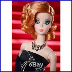 Silkstone Midnight Glamour Barbie Doll #FRN96, 2018 NRFB