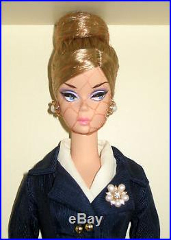 Silkstone Milan Boater Ensemble Barbie NRFB Italian Doll Convention IDC 2013