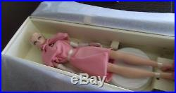 Silkstone Movie Mixer Gold Label Barbie Doll & Beautiful Pink Dress Accessories