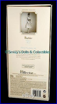 Silkstone PARTY DRESS 2012 Ltd Ed GOLD LABEL 5800 Robert Best Barbie W3425 NRFB