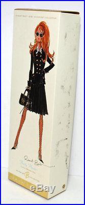 Silkstone Pretty Pleats Barbie Doll 2006 #J0956 NRFB