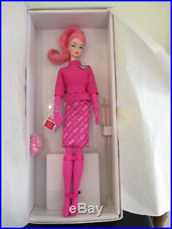 Silkstone Proudly Pink Barbie 60th Anniversary Barbie DOLL New in Box COLLECTOR