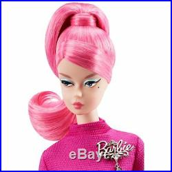 Silkstone Proudly Pink Barbie 60th Anniversary Barbie NEW 2018 FXD50