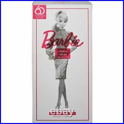 Silkstone Proudly Pink Barbie 60th Anniversary Barbie NEW IN STOCK 2018 FXD50
