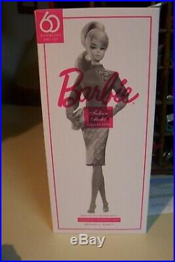 Silkstone Proudly Pink Barbie 60th Anniversary New in Box