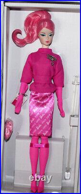 Silkstone Proudly Pink Barbie Doll #FXD50 NRFB Mattel 60th Anniversary BFMC 2018