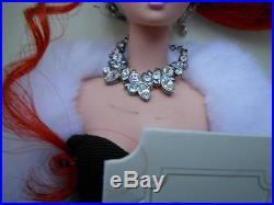 Silkstone Siren BarbieGold LabelNRFBRead