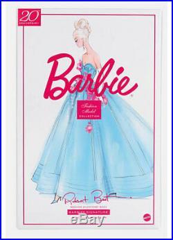 Silkstone The Gala's Best Barbie Doll GHT69 Platinum label 2020 NRFB Mattel