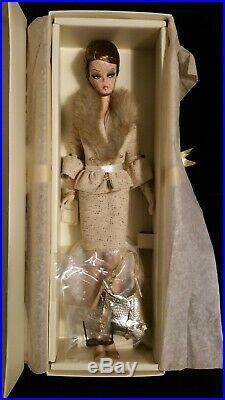 Silkstone The Interview Barbie Fashion Model 2007 Nrfb Gold Label K7964 Mattel