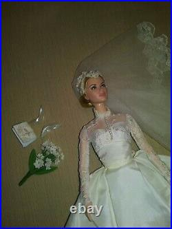 Silkstone barbie grace kelly