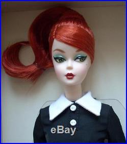SilkstoneClassic Black Dress Barbie DollPlatinum LabelParis ConventionLE 350