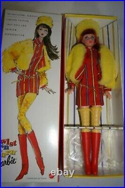 Smasheroo redhead repro Twist n Turn 1997 Barbie Mattel doll rare nrfb