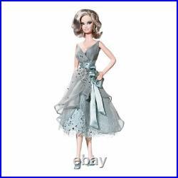 Splash Of Silver Barbie Doll Bfc Exclusive Platinum Label Mattel P4752 Nrfb