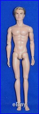 Sterling Riese Nude Doll Fashion Royalty Integrity Toy Damaged box With hands