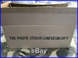 THE PHOTO STUDIO Luncheon Gift 2008 Convention Set For Barbie COMPLETE