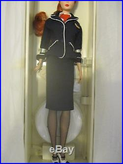 THE STEWARDESS Career Series 2006 Gold Label Silkstone Doll NRFB