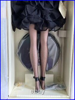 TRACE OF LACE 2005 Silkstone BFMC Barbie Gold Label BLACK LACE DRESS G7212 NRFB