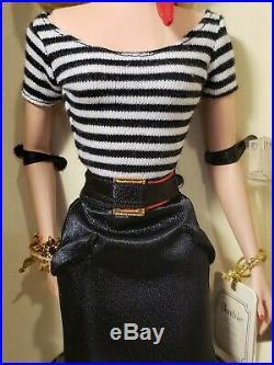 The Artist Silkstone Barbie Doll Gold Label Mattel M4973 Mint Nrfb