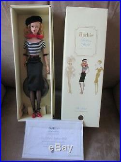 The Artist Silkstone Barbie NRFB GOLD LABEL 2008 LE7000 M4973