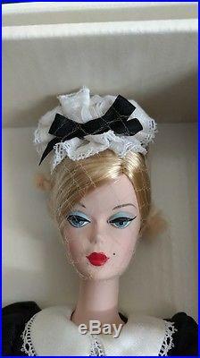 The French Maid NRFB Silkstone Barbie Doll
